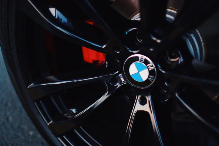 Llanta deportiva BMW
