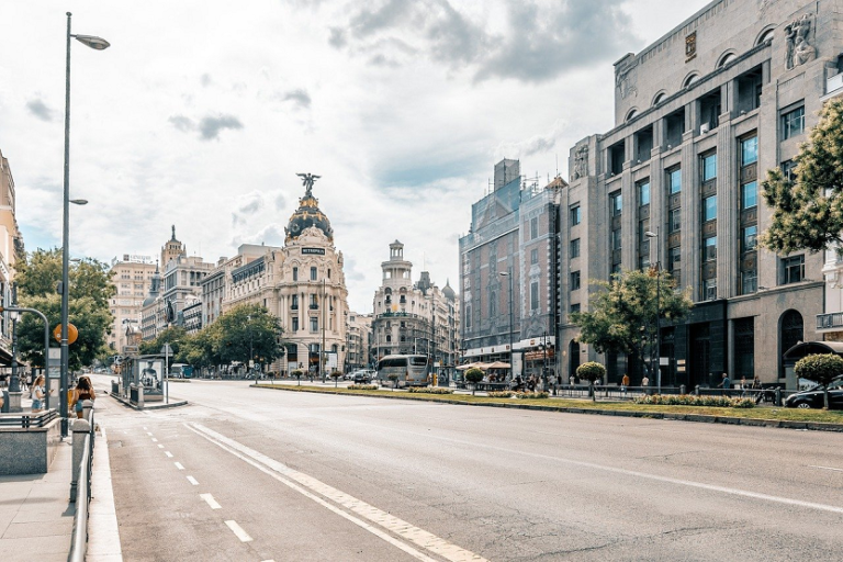 Madrid Calle Alcalá