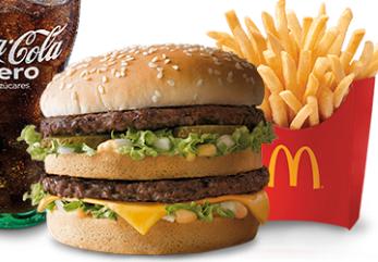 McDonalds a domicilio con entregas de Glovo