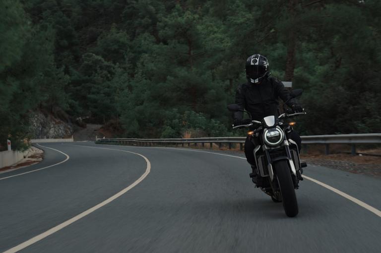 Moto Honda nueva
