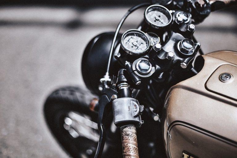 Moto customizada