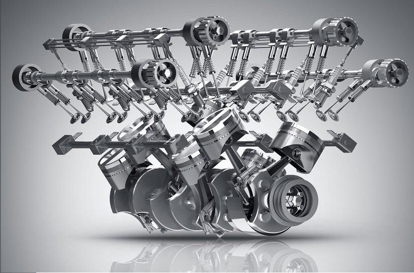 Tres tipos de motores compitiendo por el futuro