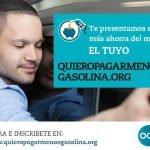 La iniciativa Quiero Pagar Menos Gasolina de la OCU al detalle