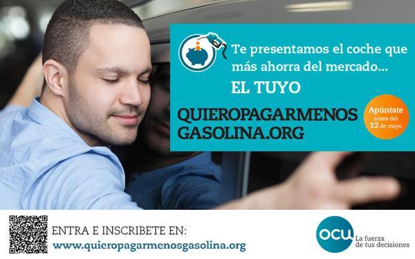 CEPSA se lleva la I Compra Colectiva de Carburante de la OCU para 220.000 personas