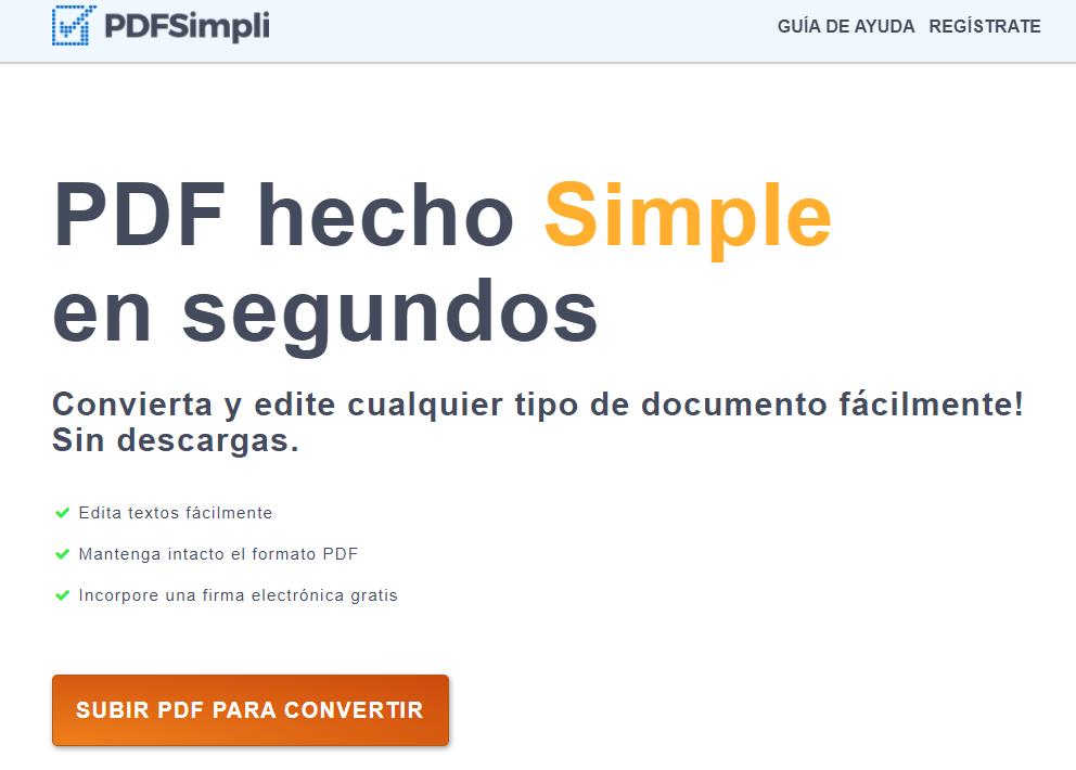 PDFSimpli