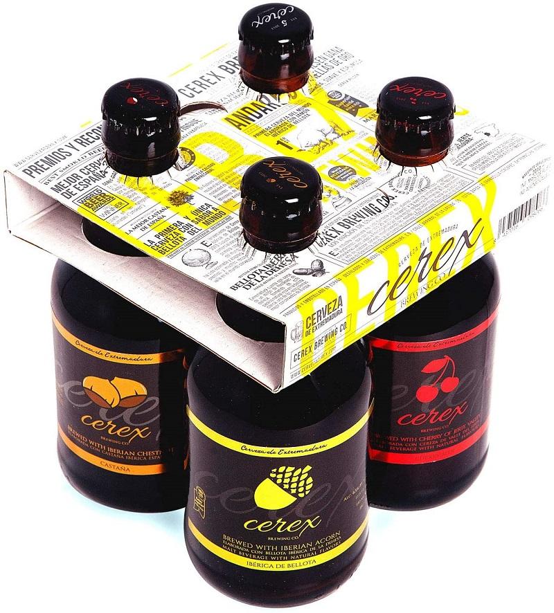 Pack de cervezas artesanas Cerex