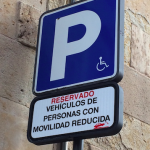 Tarjeta de aparcamiento para PMRs en Andalucía