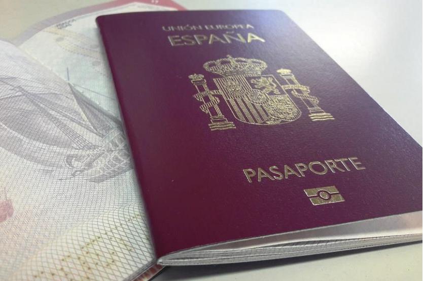 Documentación necesaria para la expedición de pasaporte en España
