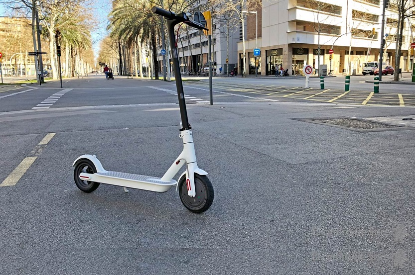 Normativa de patinetes eléctricos en Barcelona