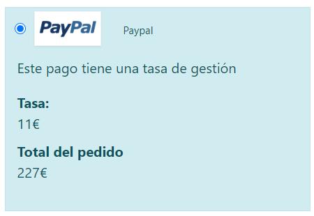 PayPal Ahorro Total II