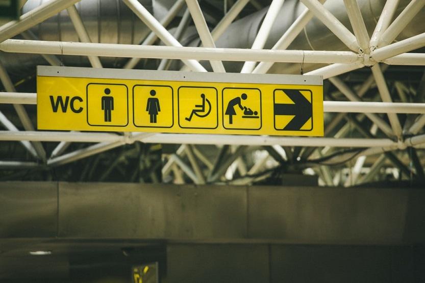 Persona con movilidad reducida