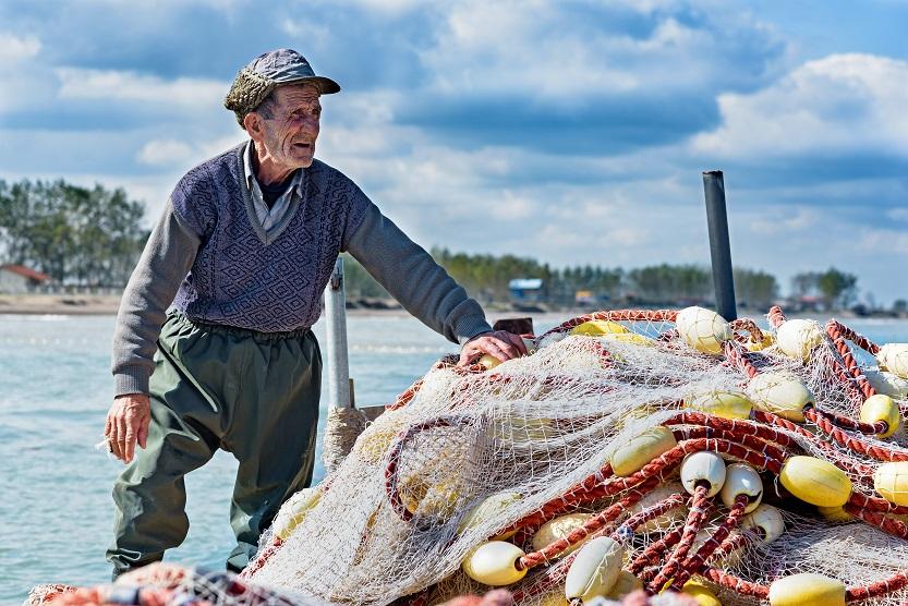 La pesca-turismo en Andalucía