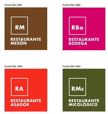 Placa Restaurantes