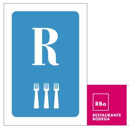 Placa restaurante bodega CyL