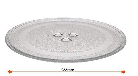 Plato giratorio microondas
