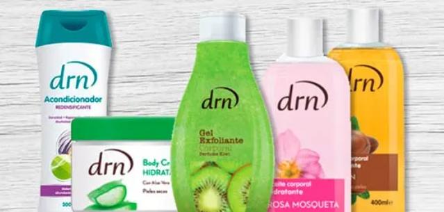 Productos Druni marca propia DRN