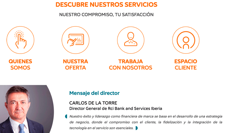 RCI Banque, S.A. Sucursal en España