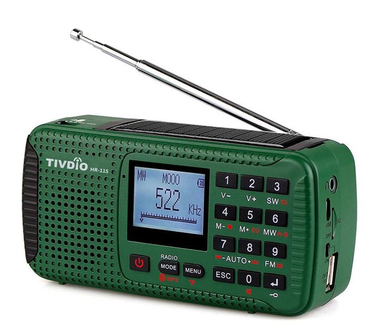 Tipos de radios y aparatos de radio en el mercado