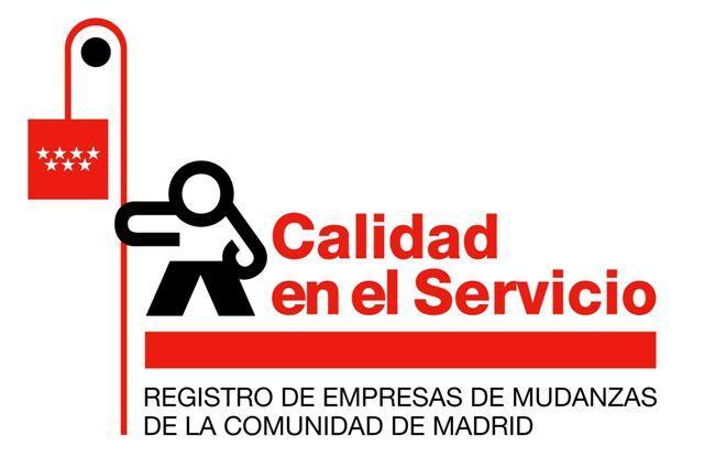 Registro de empresas de mudanzas CAM