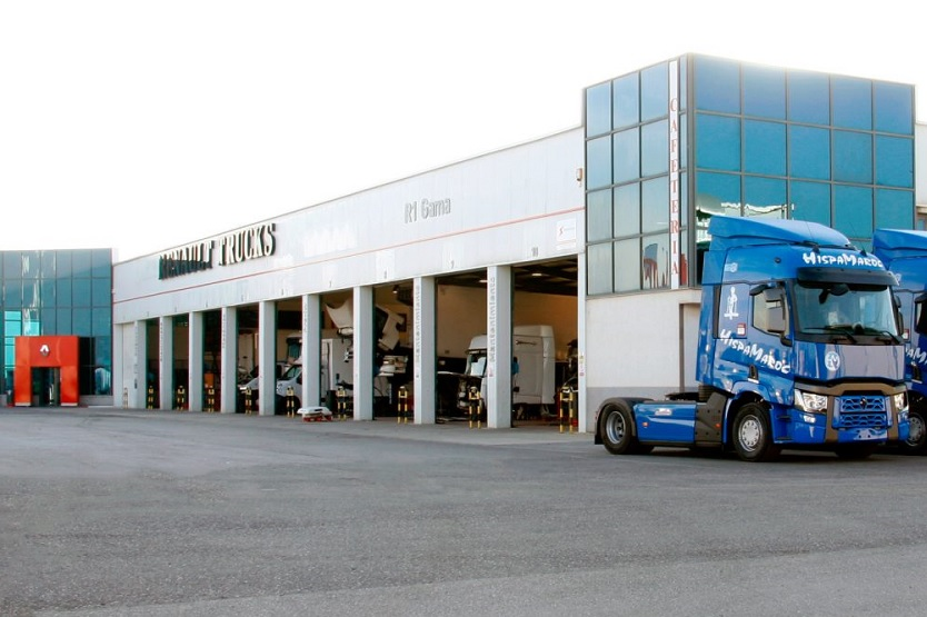 Conoce los planes de mantenimiento de camiones Renault de R1 Gama