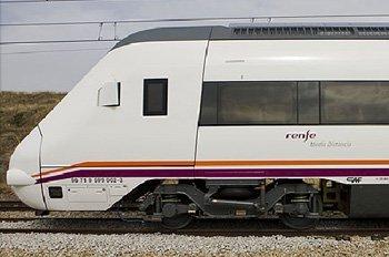 Asistencia a víctimas de accidentes de tren