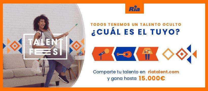 Ria Talent Festival