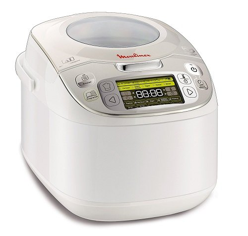 Robot de cocina Moulinex Maxichef Advanced MK8121 Amazon