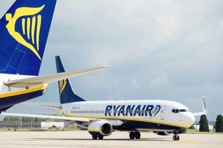 Todo lo que tienes que saber sobre la compañía aérea Ryanair