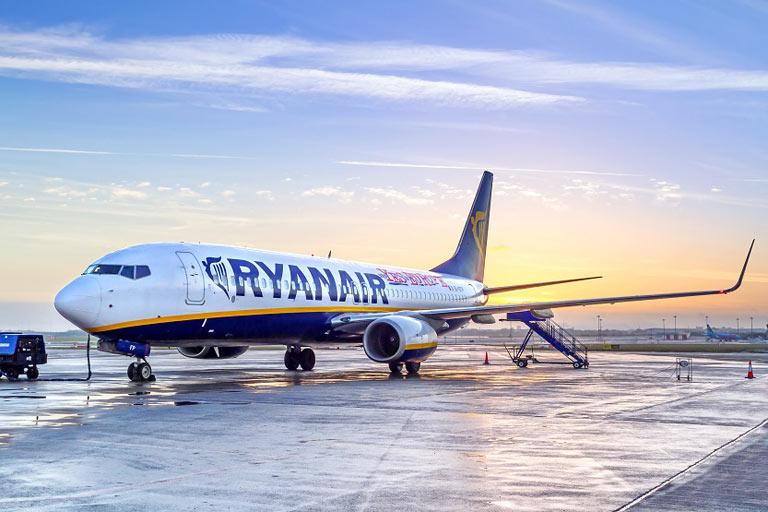 Ryanair cambia el equipaje facturado