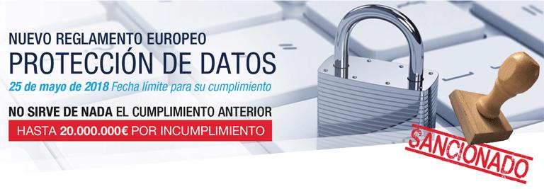 Si gestionas bases de datos, necesitas cumplir con el GDPR / LOPD