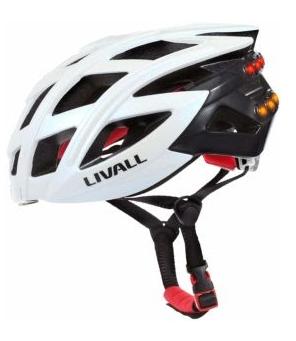 Casco de bicicleta Livall BH60WH