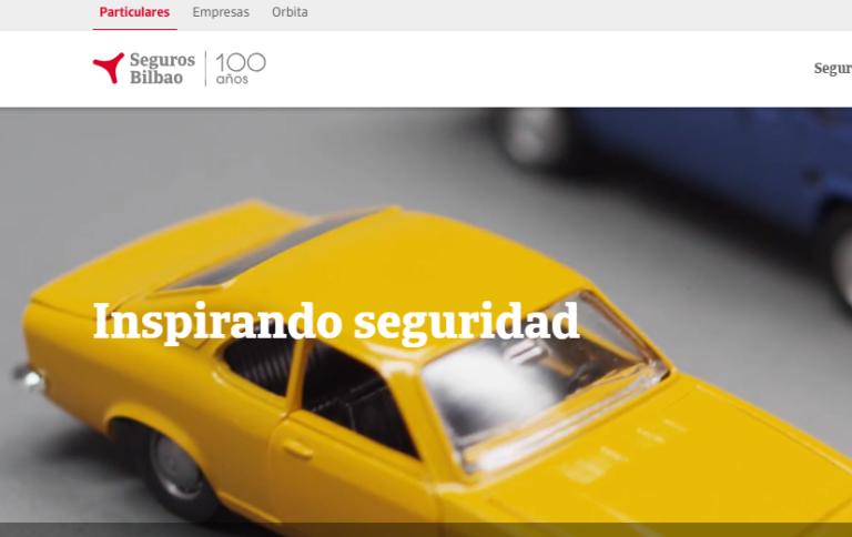 Seguros Bilbao pagina web