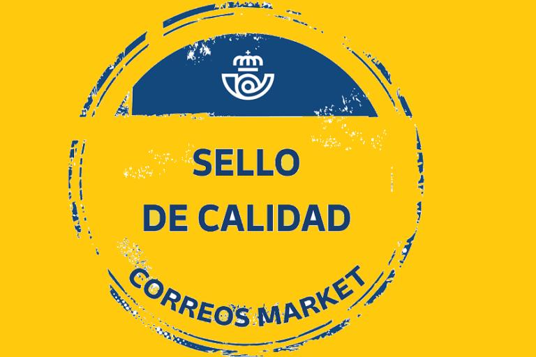 Sello de Calidad Correos Market