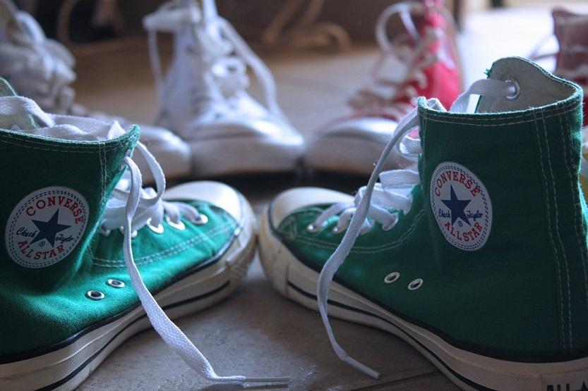 La sneaker evolution