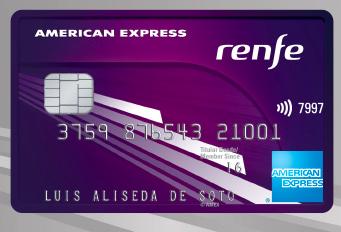 La tarjeta American Express Renfe, ¿interesa?