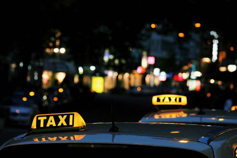 Deberes de los usuarios del taxi