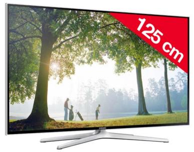 Televisor LED SAMSUNG UE50H6400