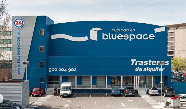Trasteros Bluespace en Barajas (Madrid)