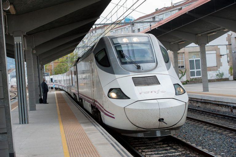 Tren Alvia Renfe