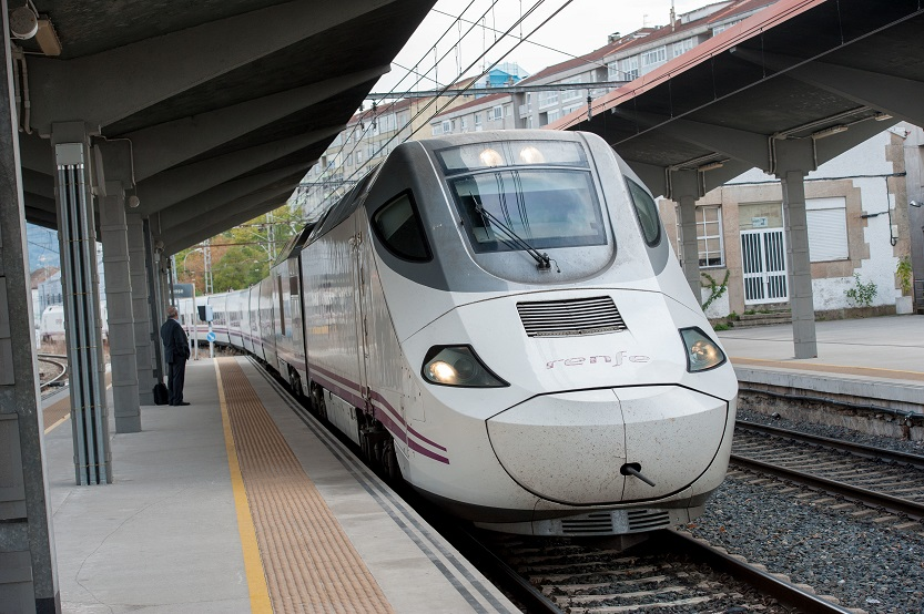 Modificar billete de Renfe comprado por Internet