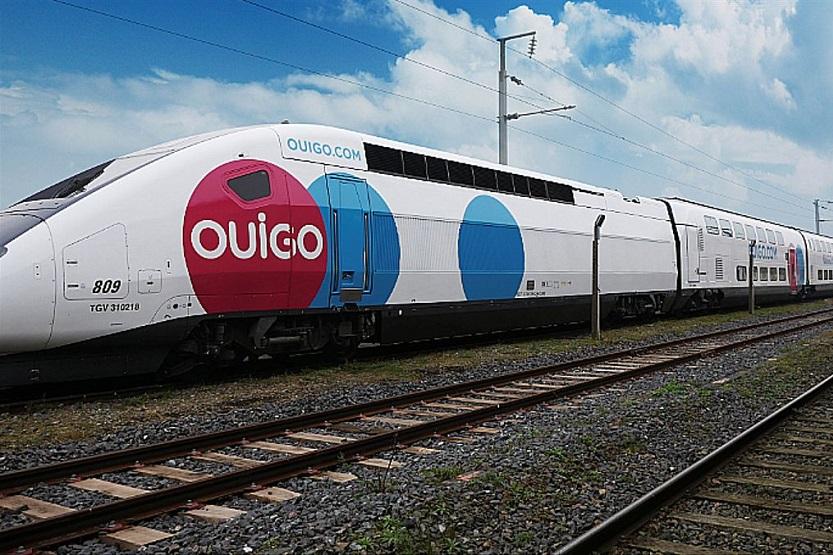 Ouigo, el AVE low cost para viajar en tren barato