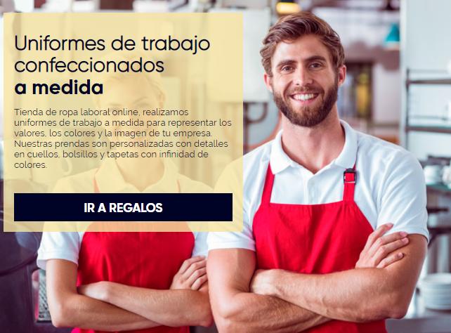 Uniformes de trabajo personalizados Bananawork