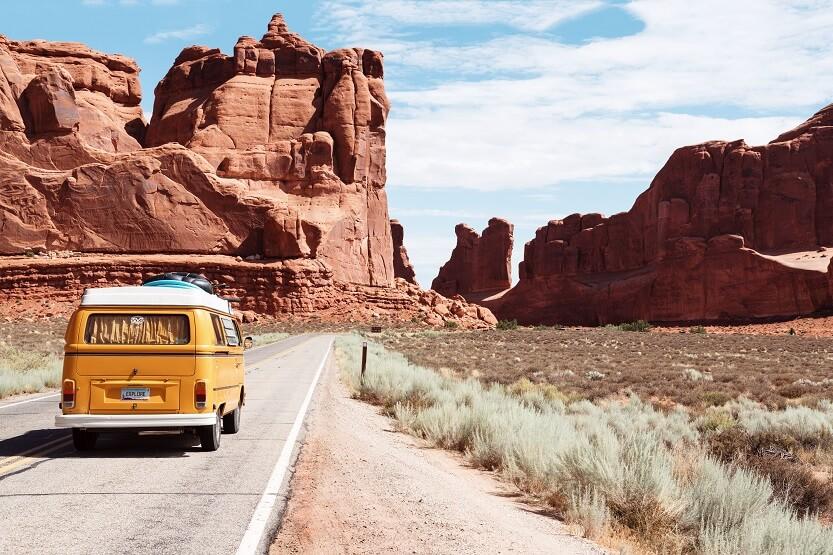Ventajas e inconvenientes de viajar en furgoneta