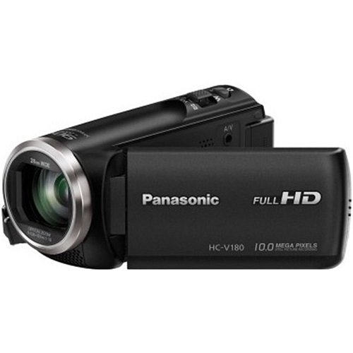 Videocámara Digital Panasonic HC-V180EC-K Amazon