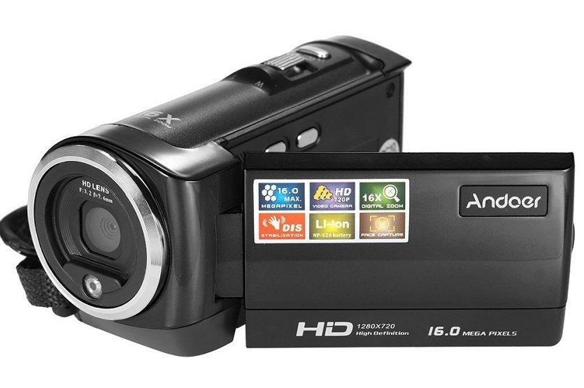 Consejos antes de comprar una videocámara digital