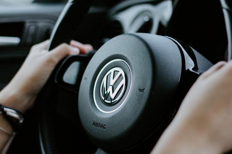 Volante coche Volkswagen
