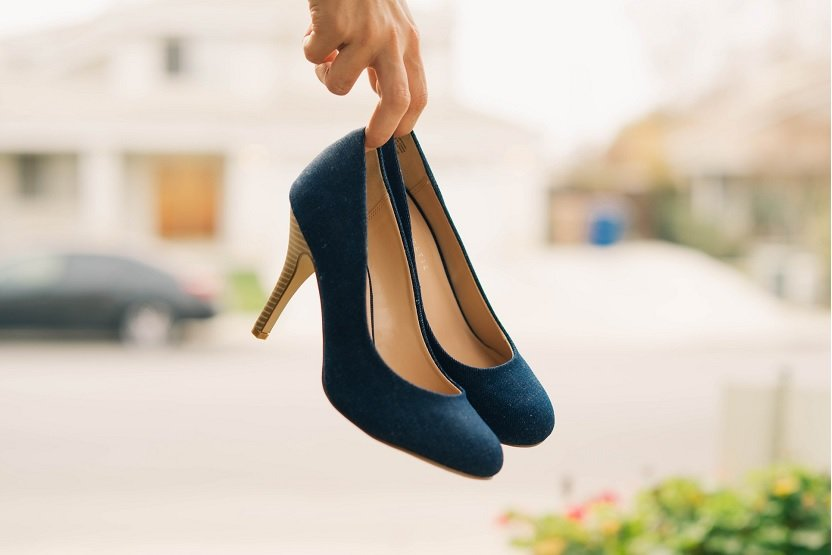 Garantía del calzado, ropa y alimentos