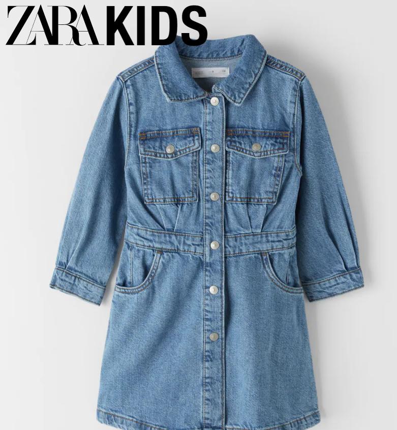 Zara kids niña