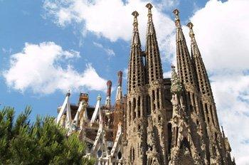La tasa de hoteles en Cataluña