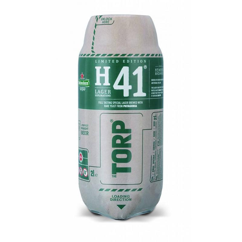 barril h41 the torp